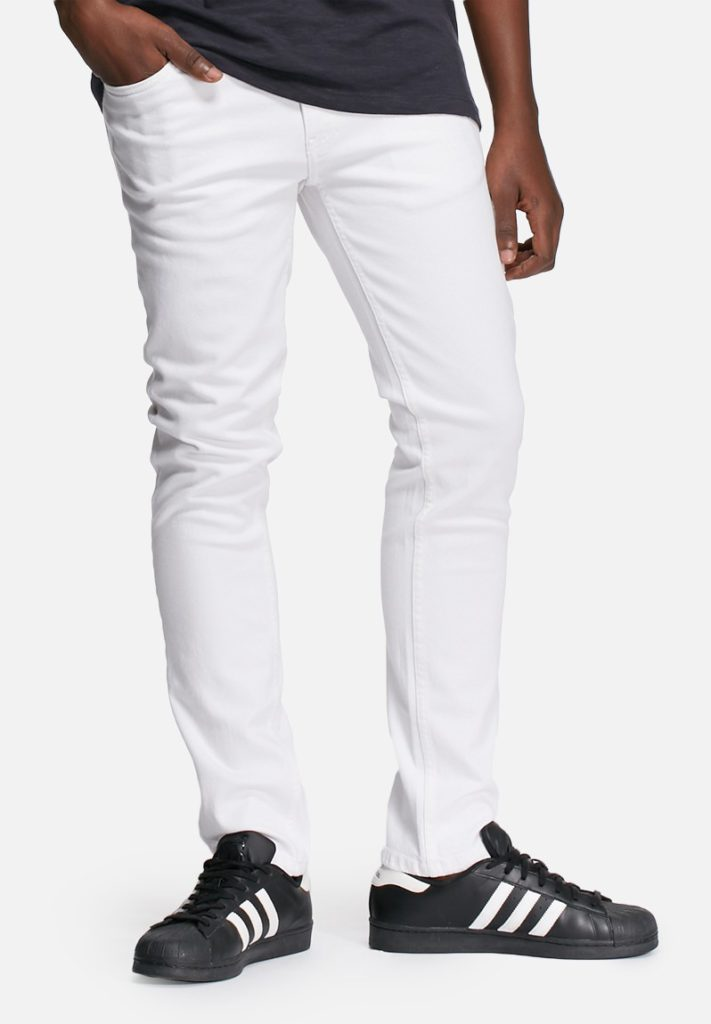 Ways Men Can Wear White Jeans Without Looking funny