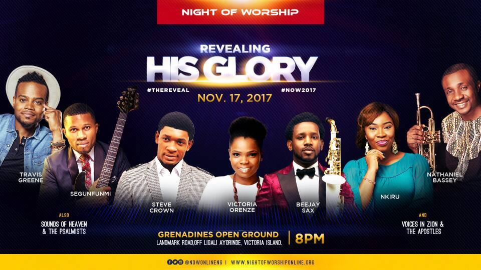 NIGHT OF WORSHIP 2017