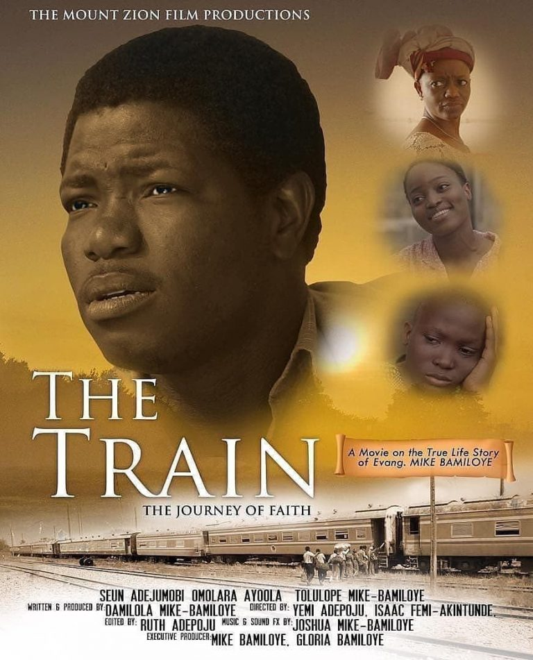 Mount Zion Films Releases 'The Train' Mike Bamiloye's True Life Story