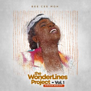 """Bee Cee Moh Preps """"The WonderLines Project"""" (Vol. 1) for Exclusive Boomplay Release, Reveals Cover art & Tracklist"""