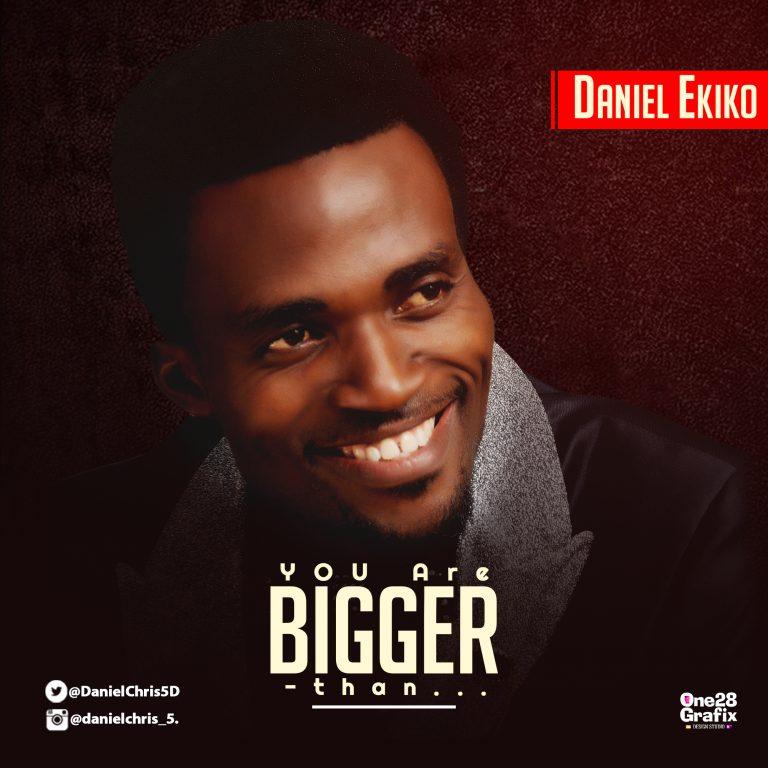 "DANIEL EKIKO RELEASES NEW ALBUM ""BEYOND LIMITS"" @Danielchris5D"