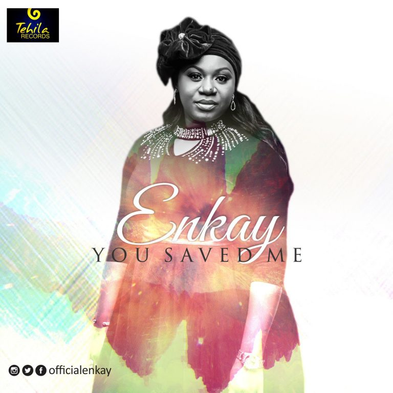 """Enkay Releases New Single """"You Saved Me"""" @officialenkay"""