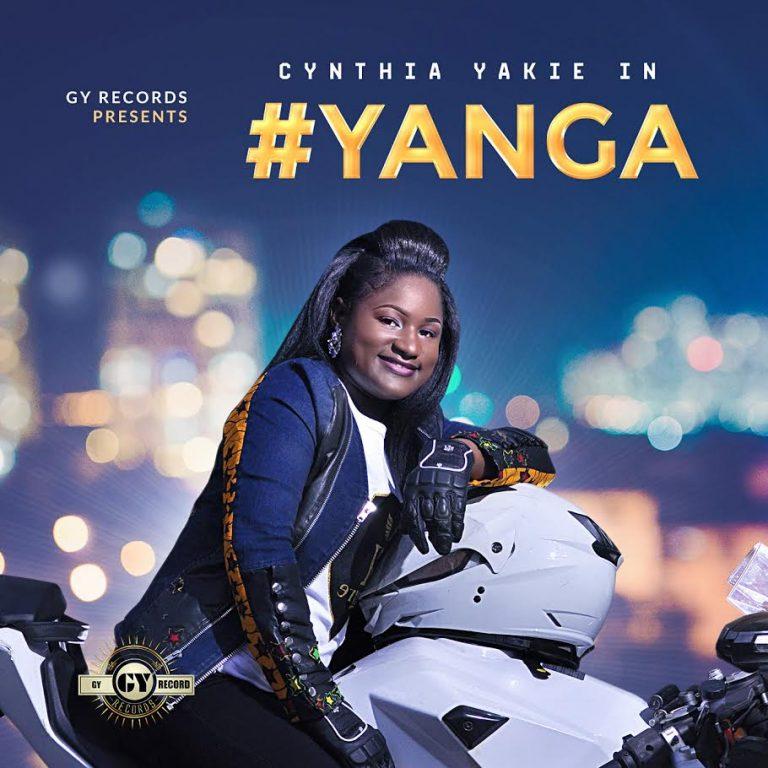 "CYNTHIA YAKIE RELEASES NEW SINGLE ""YANGA"" @cynthiayakie"