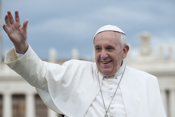 """""""I'll Rather Be An Atheist Than A Greedy Christian """" – Pope Francis"""