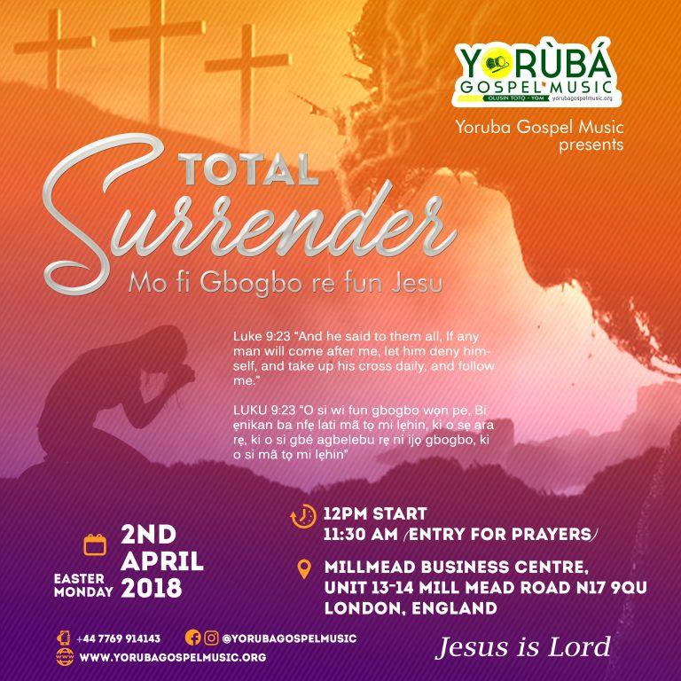 #Event : Yoruba Gospel Music Presents #EventAkoko Easter Programme | @Yorubagospelmusic