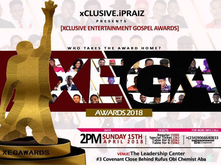 #Event: Xclusive Entertainment Gospel Awards