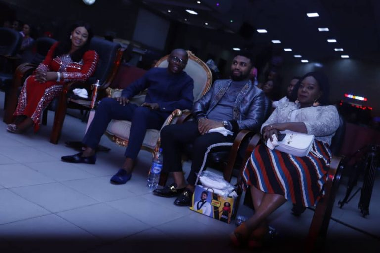Photos: Wole Oni, PatUwaje King & More Dazzle At Empowered For Worship With Dera Getrude   @deragetrude