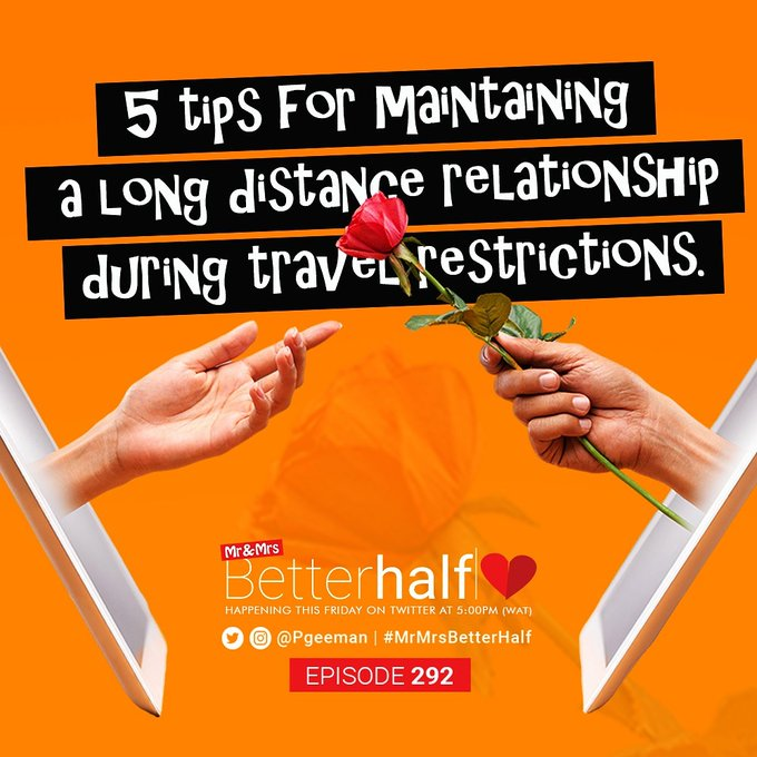 5 Tips For Maintaining Long-Distance Relationships