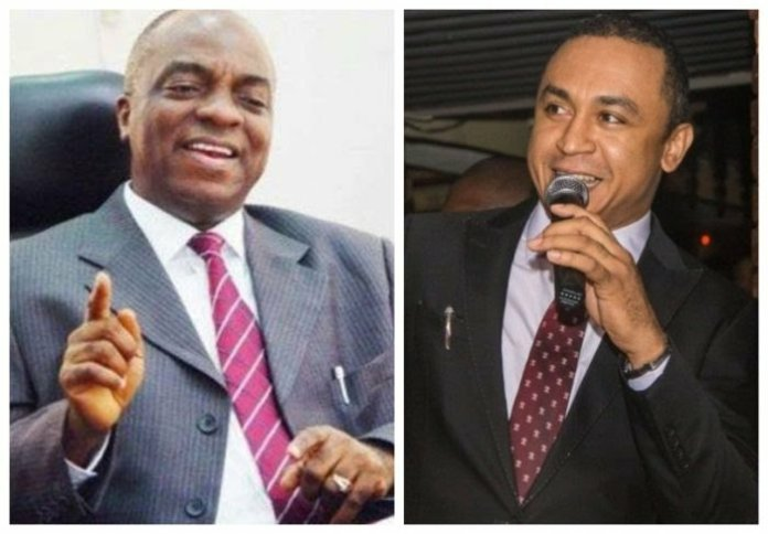 Daddy Freeze Tenders An Apology To Bishop Oyedepo