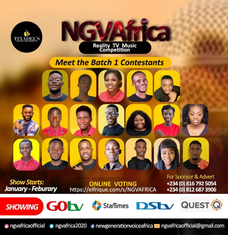Next Africa Biggest Gospel Music Star To Win $30,000 Cash And A Brand New Car