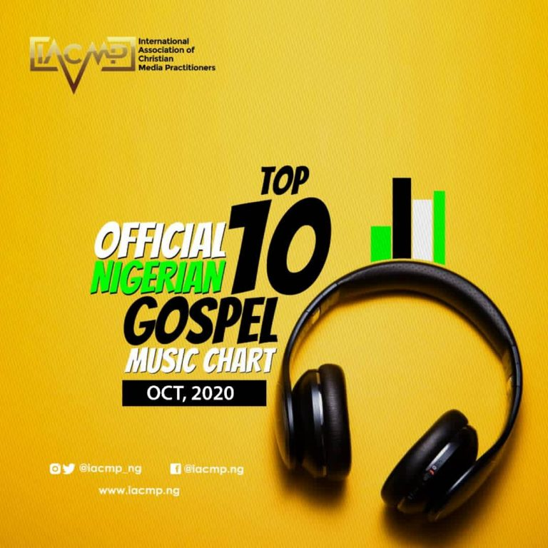 """Sammie Okposo's """"Omeriwo"""" Featuring Mercy Chinwo & Henrisoul Tops Official Nigerian Gospel Music Top 10 Chart [Oct. 2020]"""