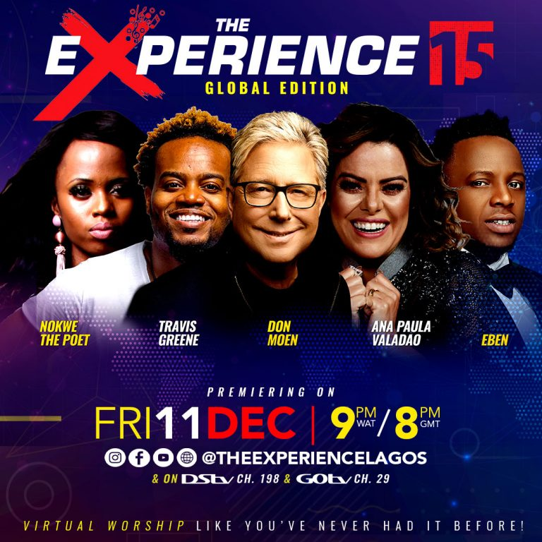 [Event]:  The Experience 2020 – Global Edition #TE15G