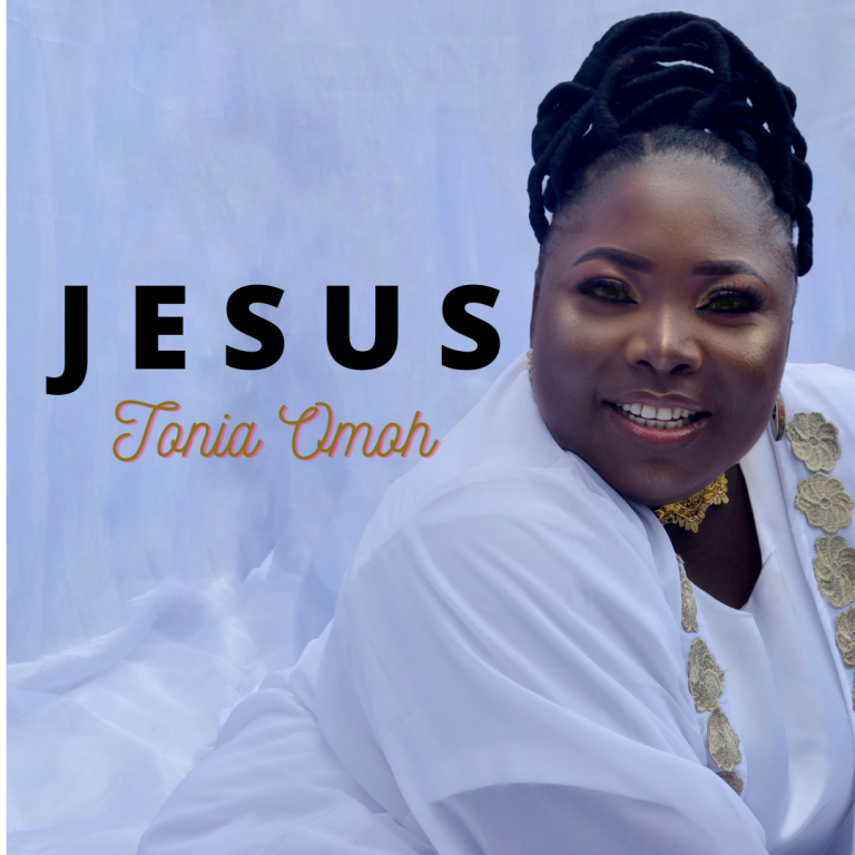 JESUS – Tonia Omoh    @toniaomohpage