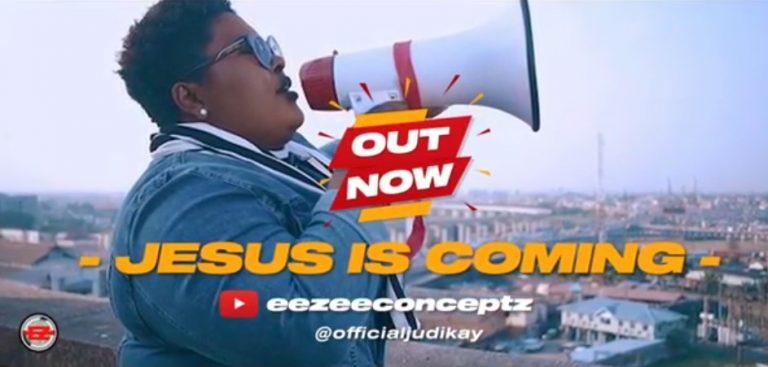 Music Video: Jesus Is Coming – Judikay