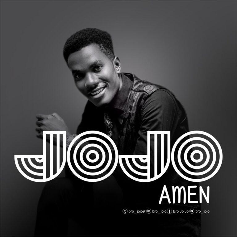 """Jojo Releases Prophetic Worship Song """"Amen"""""""
