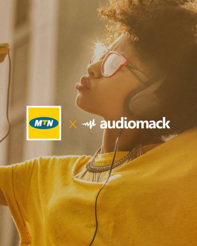 Audiomack Partners With MTN To Allow Listeners Stream Music At No Cost