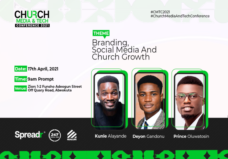 Spreadr Ng launches Church Media and Tech Conference in Ogun State