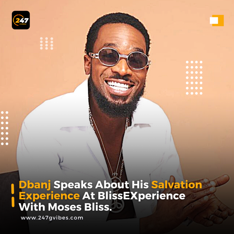 Dbanj Speaks About His Salvation Experience At #BlissEXperience With Moses Bliss