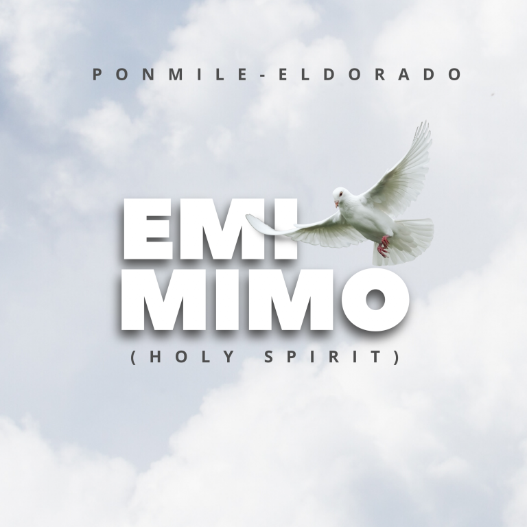 Ponmile-Eldorado Drops Inspiring First Single Of The Year Titled Emi Mimo