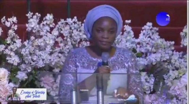 Mrs Temi Adeboye's Tribute to Pastor Dare Adeboye