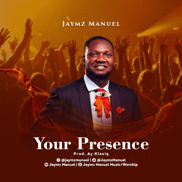 Audio + Video: Your Presence – Jaymz Maunel